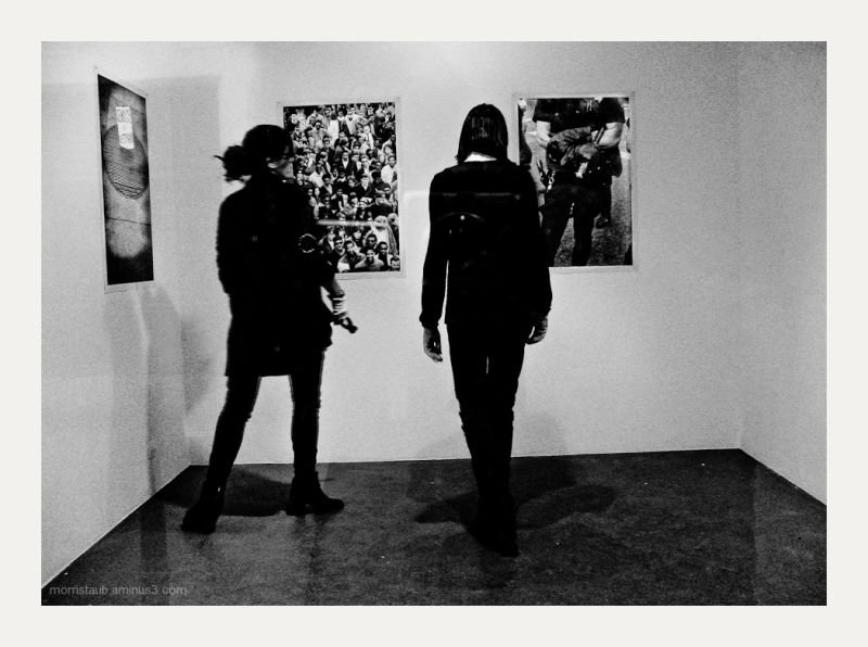 Taking down a Bill Owens photo show.