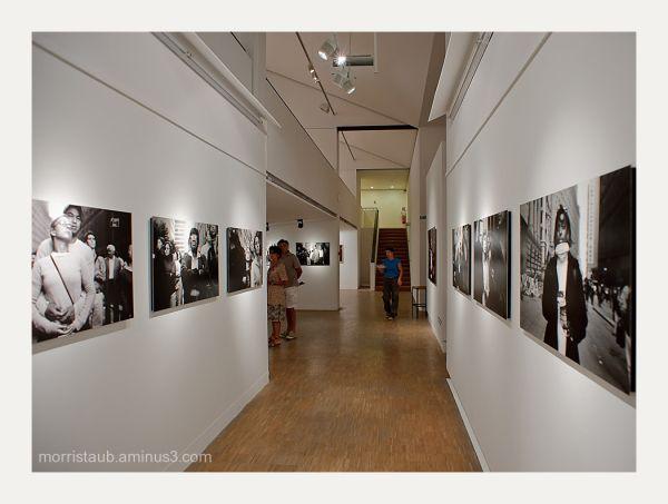 Photo exhibit in Montpellier.