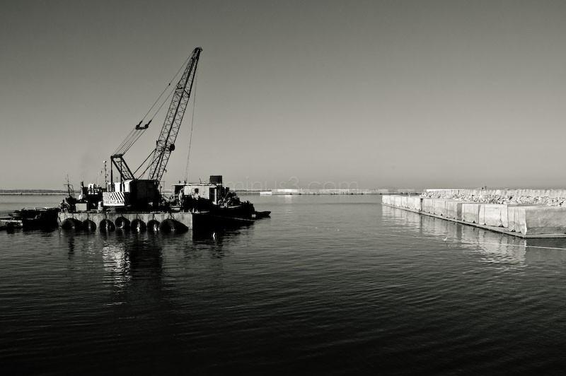 port sea