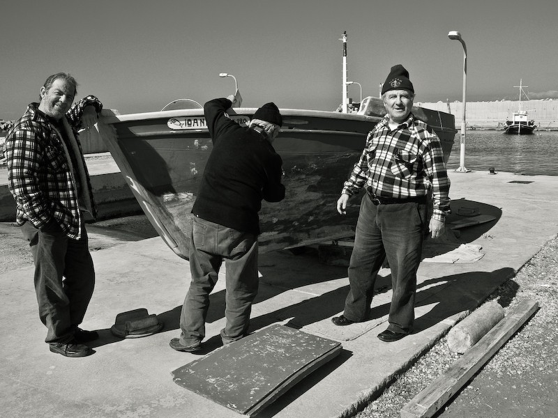 3 fishermen