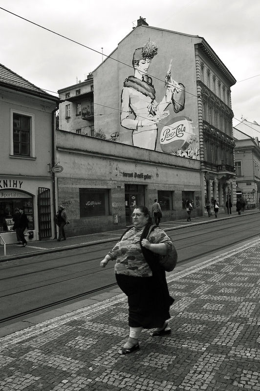 #1 :: Photo Theme - B&W Street Photography Feb 1-3