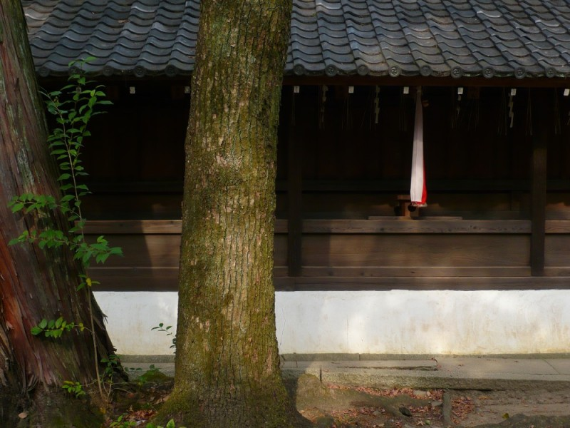 Kamigoryo Shrine (上御霊神社)