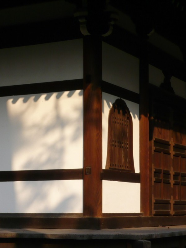 Morning, Shokokuji Temple (相国寺)