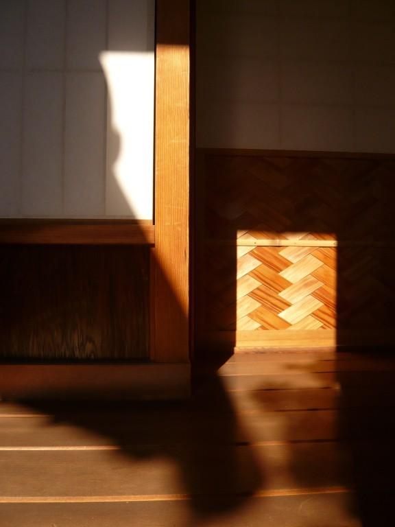 Shadows, Daitokuji Temple (大徳寺)