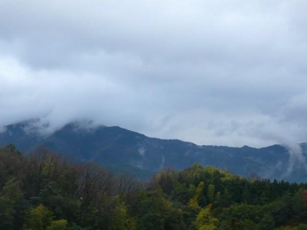 Mt. Hiei, Rainy Day (比叡山)