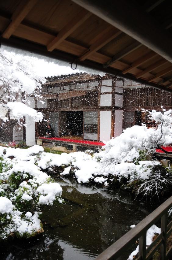 Iwakura Jisso-in Temple (岩倉実相院)