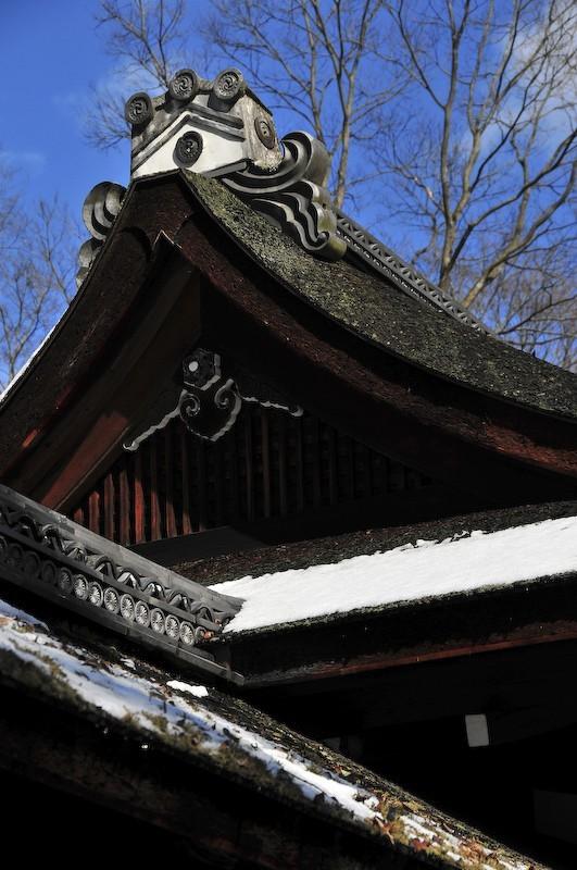 Shimogamo Shrine (下鴨神社)