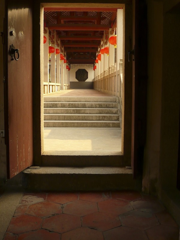 Temple, Chaozhou (潮州)
