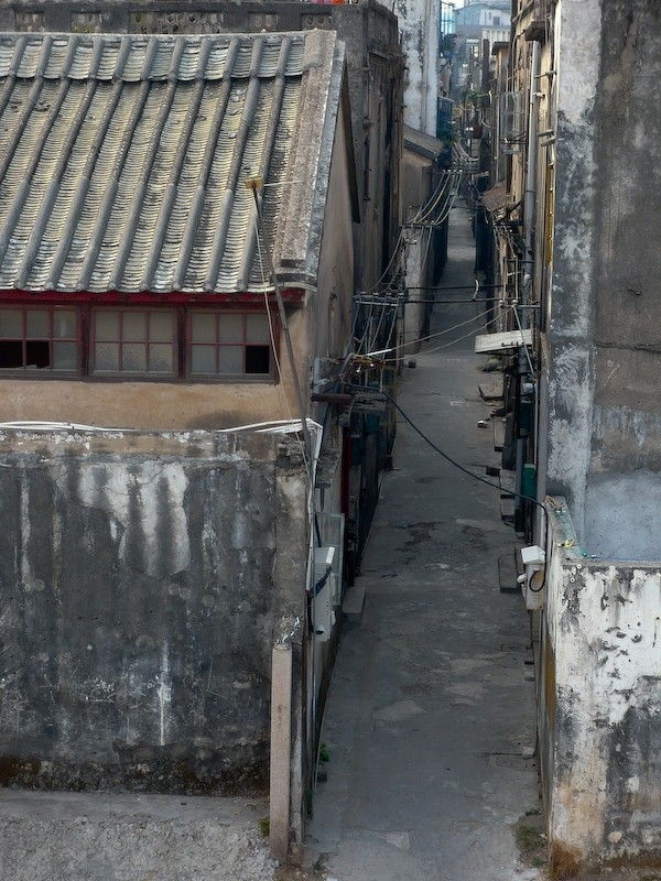Street Alley, Chaozhou (潮州)