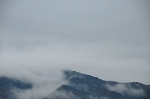 Morning, Mt. Hiei (比叡山)