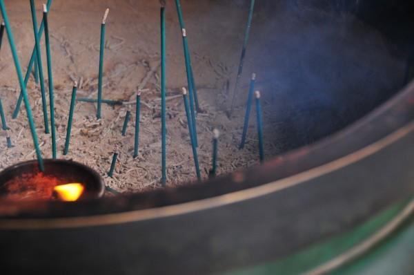 Incense (お香), 1