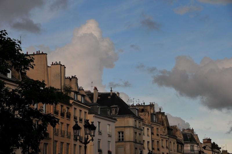 Paris, Le Marais
