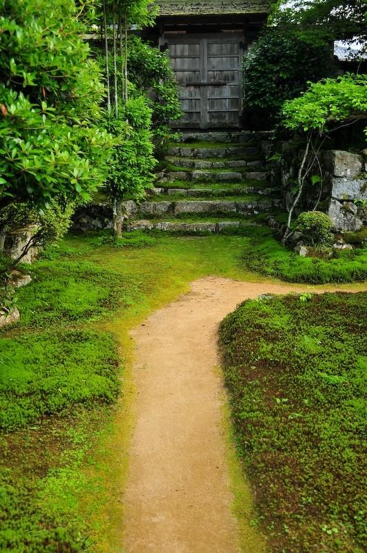 Jikko-in Temple, Ohara, 3 (実光院 大原)