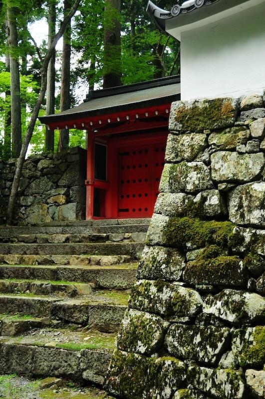 Temple Gate, Ohara