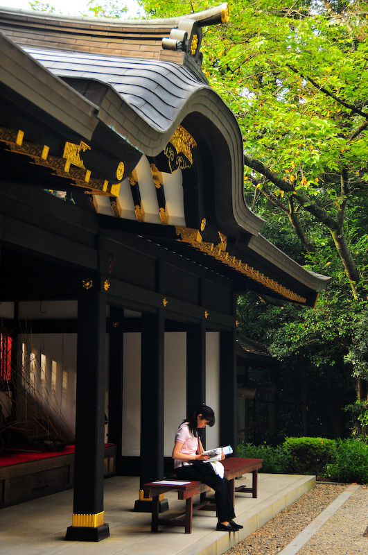 Quiet, 2: Zuihoden (瑞鳳殿)