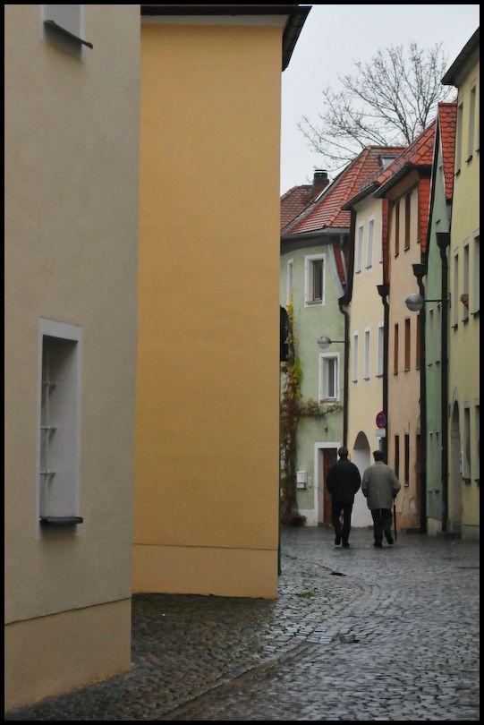 Old Friends, Regensburg