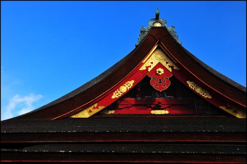 Kitano Tenmangu Shrine (北野天満宮)