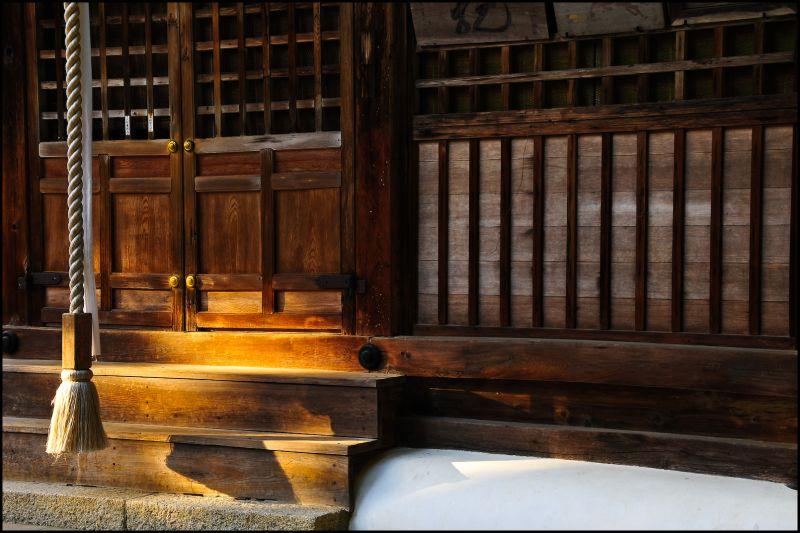 Invitation To Prayer (長谷八幡宮)