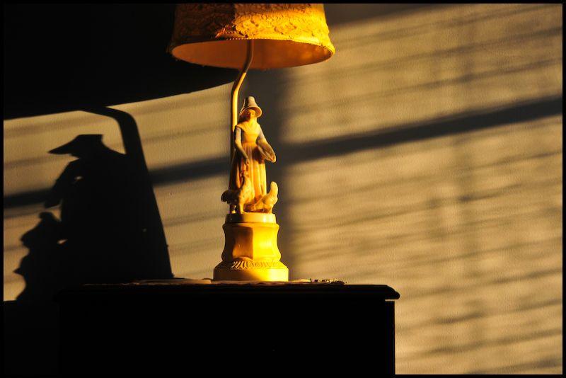 Light on Light