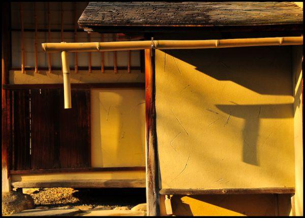 Winter Light: Teahouse