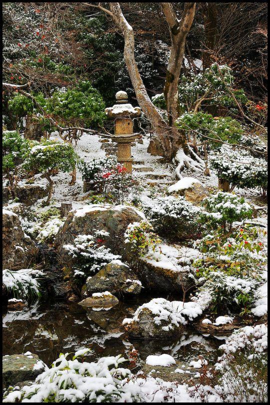 雪景色 (Snow!)
