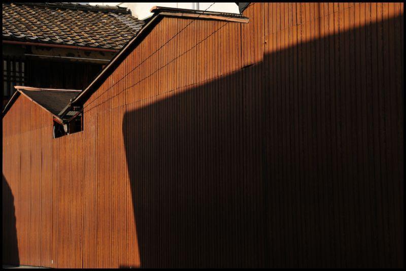 Urban Geometry: 京町家