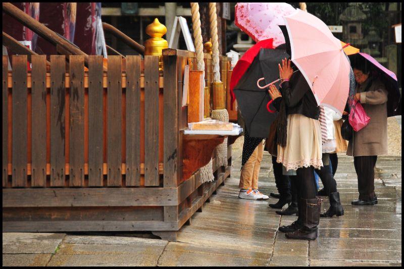 Sacred Spaces: Devotion (八坂神社)