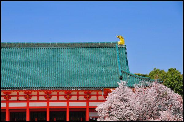 Heian Shrine (平安神宮)