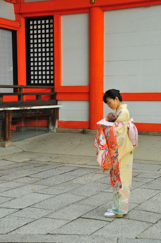 京のお母さん (Kyoto Mother)