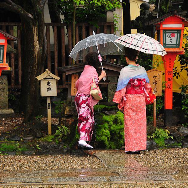 Rainy Day Prayers