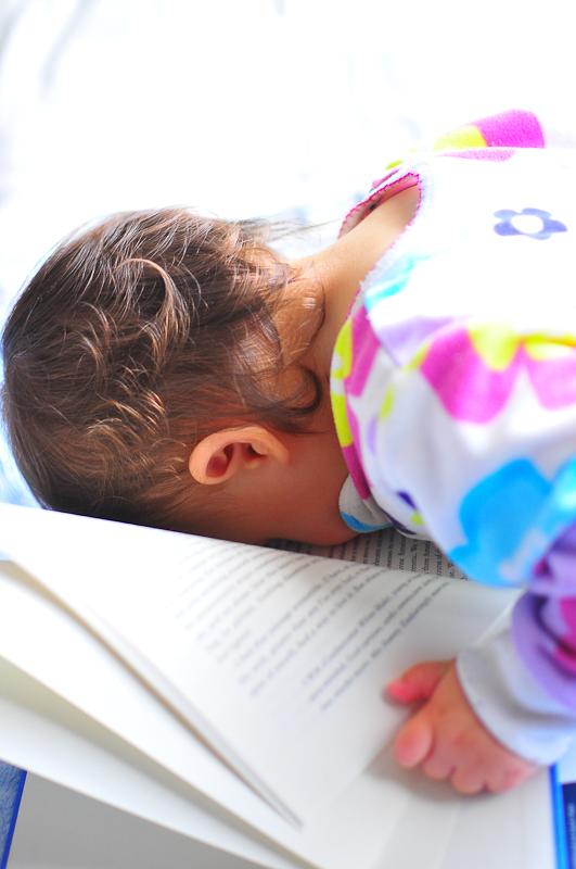 Reading 「読んでる」