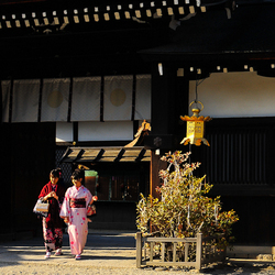 After Prayers 「お参り」