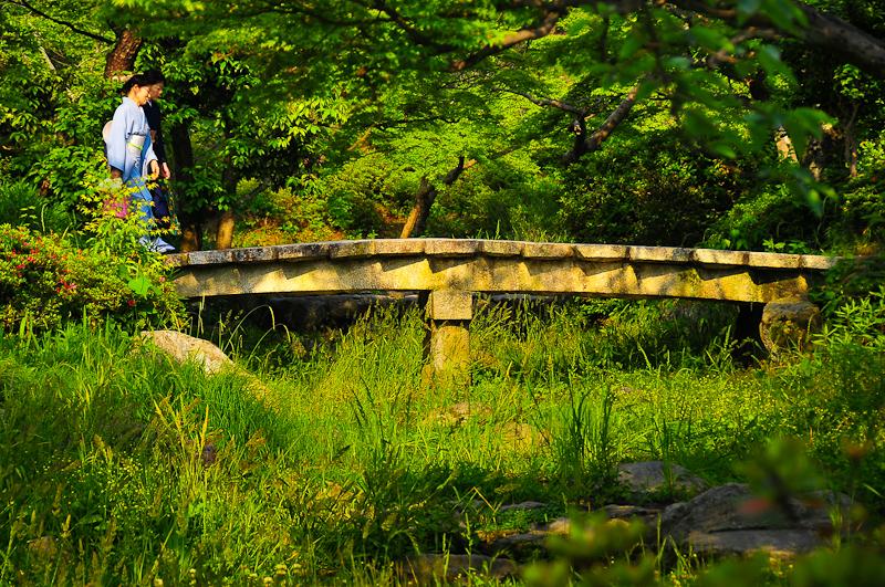 Afternoon Stroll 「お散歩」