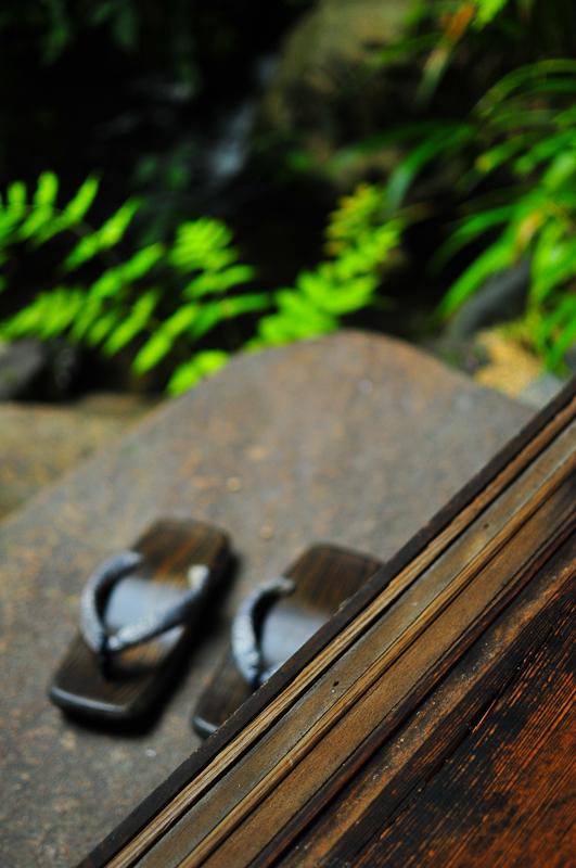 An Invitation to the Garden 「お庭へ」