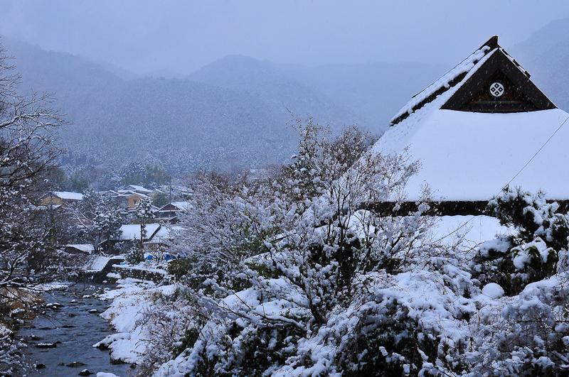 Ohara in Winter