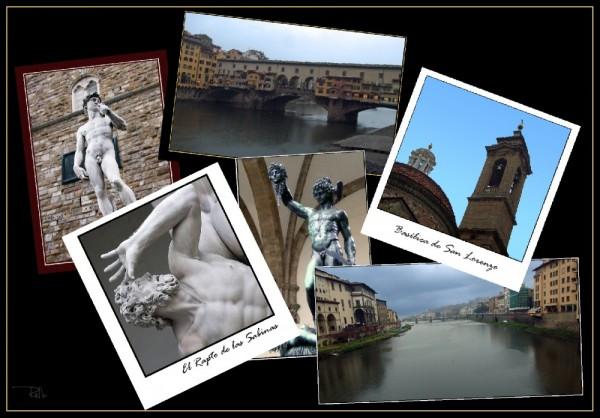 Collage de Florencia