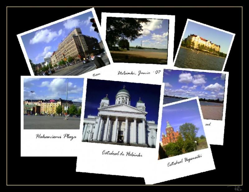 Collage de Helsinki