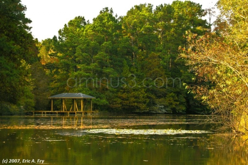 Dock near East Eand Park, Kingwood, TX