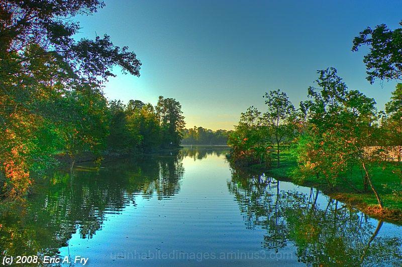 River Grove Park - Bayou