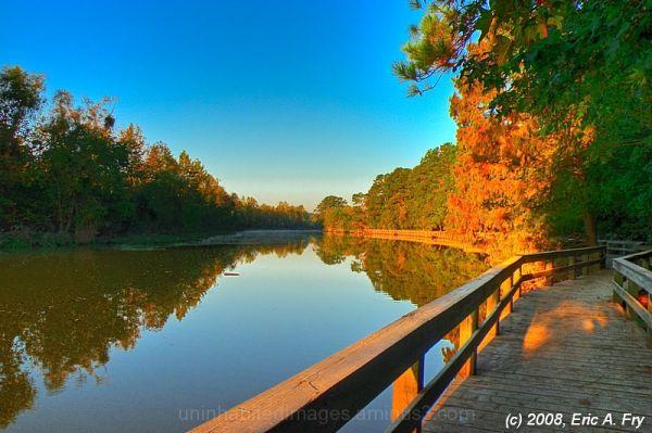 River Grove Park - Boardwalk