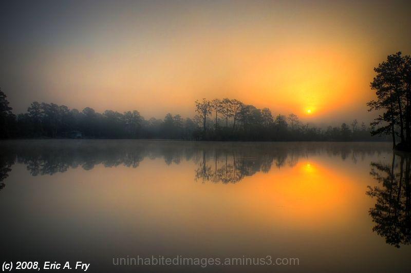 Foggy Morning 1 - For Jaycee...