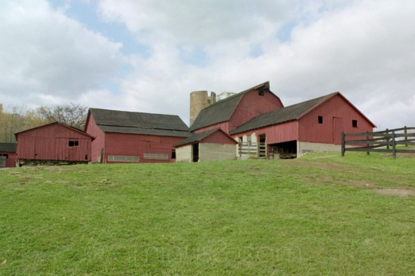 Red Barn on barn tour