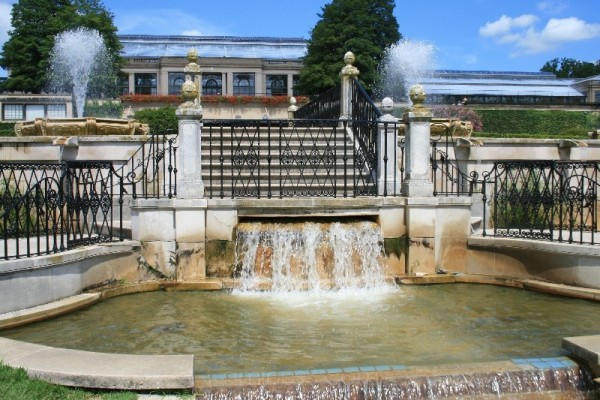 Longwood Gardens Fountains 3