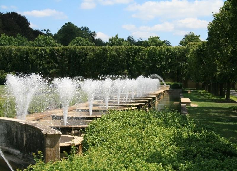 Longwood Gardens Fountains 4