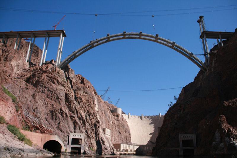 Bridge at Hoover Dam II