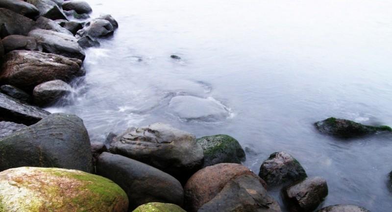 Kallt hav