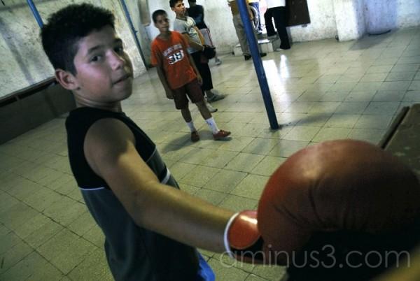 cuba boxe