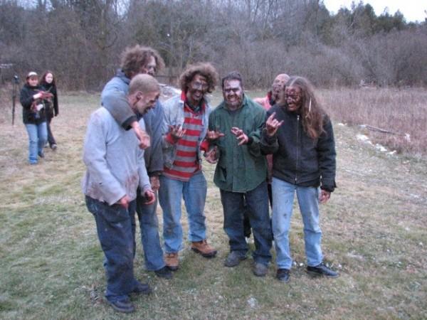 zombie extras