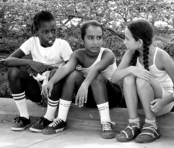 niñas cubanas