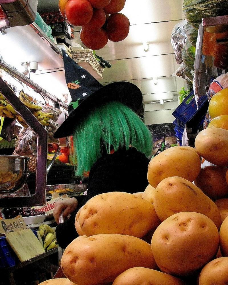 Carnaval al mercat